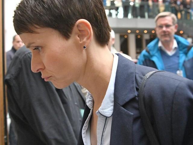 Frauke Petry will nich in AfD-Fraktion: Paukenschlag nach Bundestagswahl