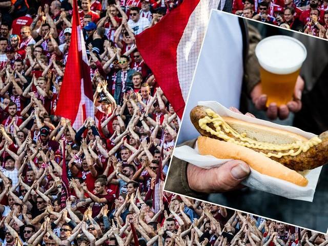 Bier und Bratwurst im Bundesliga-Stadion: Die Preise 2019/20