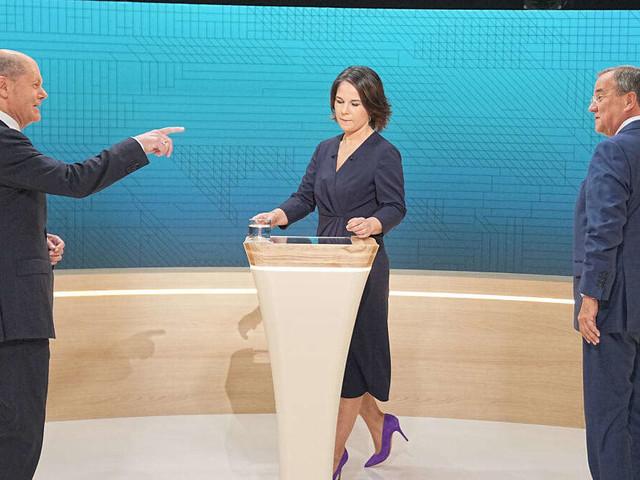 Letztes TV-Triell vor der Bundestagswahl: Laschet-Vorwürfe gegen Scholz - droht eine Schlammschlacht?