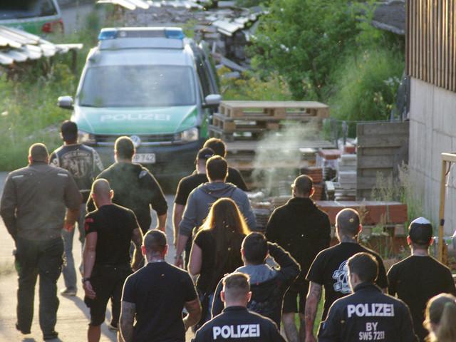 Voice of Anger: Der unheimliche Erfolg einer Neonazi-Gruppe im Allgäu