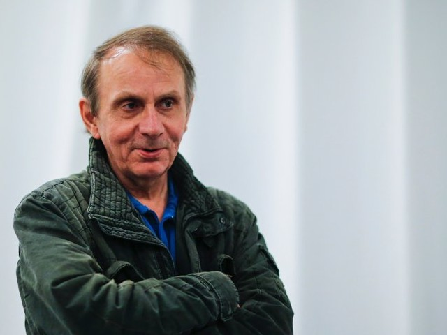 Ausgezeichnet: Schriftsteller Michel Houellebecq in französische Ehrenlegion aufgenommen