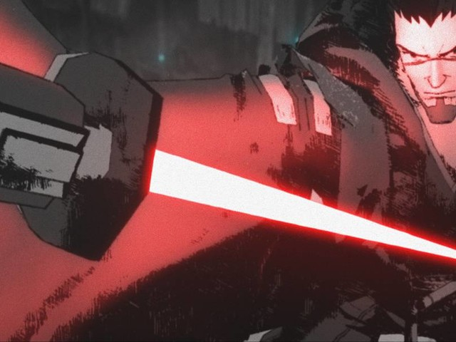 """Samurai mit Lichtschwert: """"Star Wars: Visions"""" verpasst den Jedi-Rittern einen Anime-Look"""