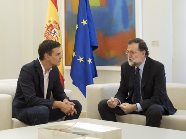 Stärkung für Rajoy
