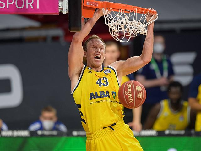 Basketball: Thriller bei den Bayern! Alba Berlin ist erneut Meister
