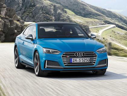 Audi S5 TDI (MY 2019): Preis, PS, Verbrauch, Diesel, V6-Motor Audi S5 nur noch als Diesel