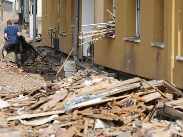Hochwasser: Schon 851 Anträge auf Wiederaufbauhilfe eingereicht