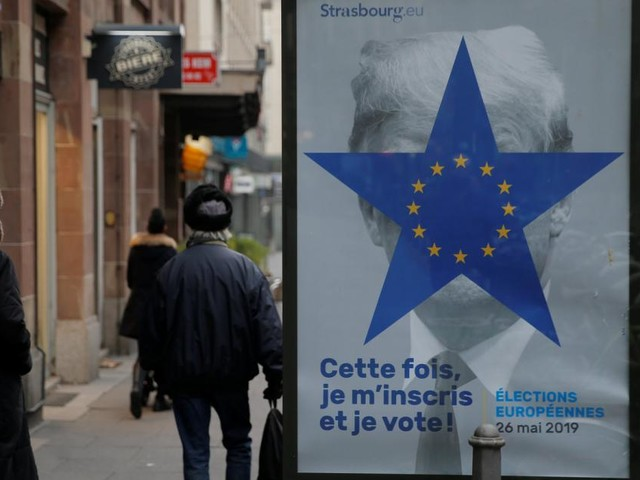 EU-Parlament hofft auf mehr Wähler im Mai