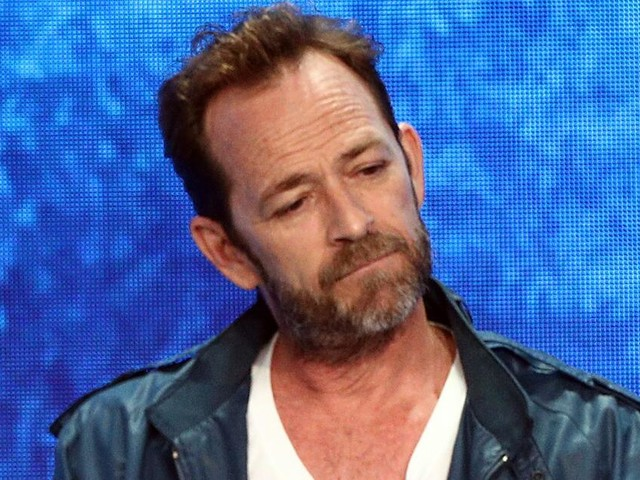 "Promis in Sorge: ""Riverdale""-Star Luke Perry hatte Schlaganfall!"
