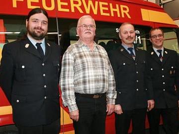 Freude bei Stangenroths Feuerwehr