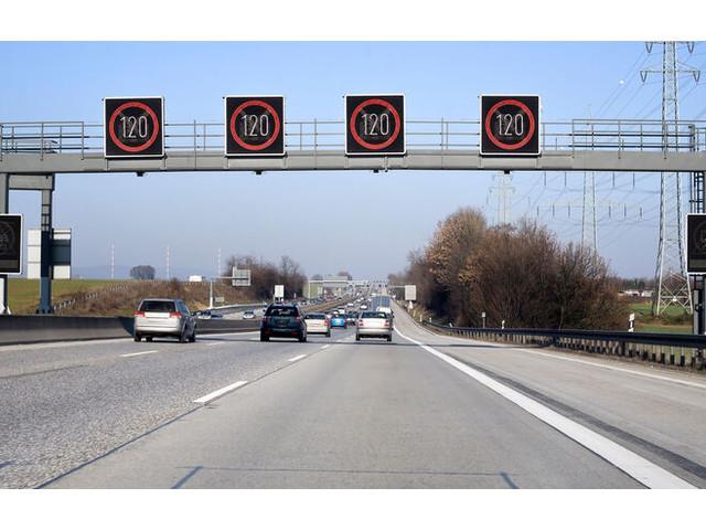 Neue IW-Studie zu Tempolimit auf Autobahnen: Offenbar nur 2 Prozent mit über 160 km/h unterwegs