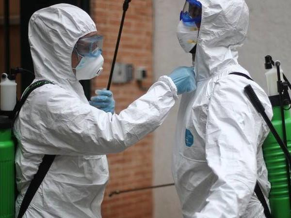 Dennoch Zuversicht: Fast 850 Corona-Tote in 24 Stunden in Spanien