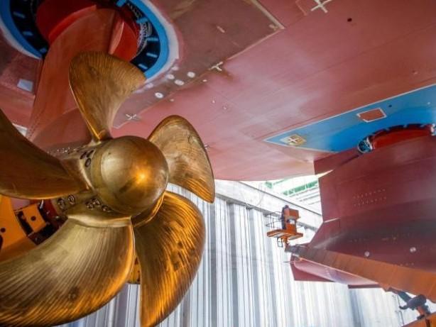 Schiffbau: IG Metall:Mit emissionsfreiem Küstenverkehr Werften sichern