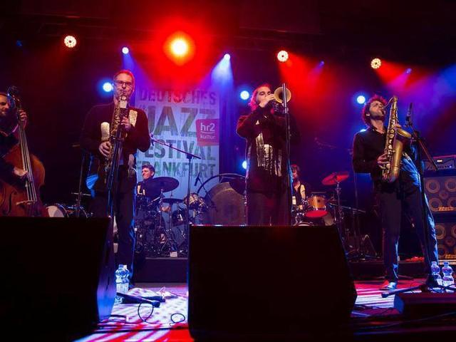 """Beim 49. Deutschen Jazzfestivals im hr-Sendesaal in Frankfurt ging es um """"Heimat"""""""