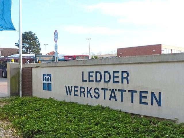 Münsterland: Ledder Werkstätten: Bewohner zu 100 Prozent geimpft