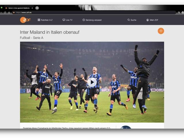Streaming: Live-Sport-Sendungen boomen #Studie
