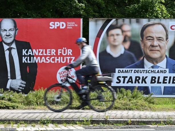 Bundestagswahl: Politbarometer: Vorsprung der SPD auf Union schmilzt leicht