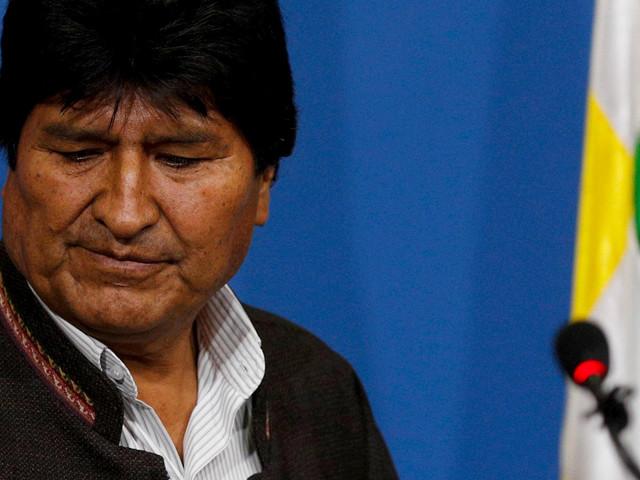 """Umsturz in Bolivien: Präsident Evo Morales tritt zurück – und spricht von """"Putsch"""""""