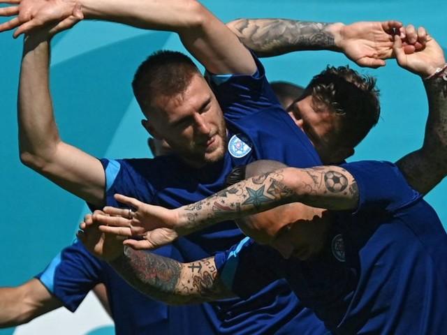 EURO 2020 live: So steht es bei Schweden gegen die Slowakei