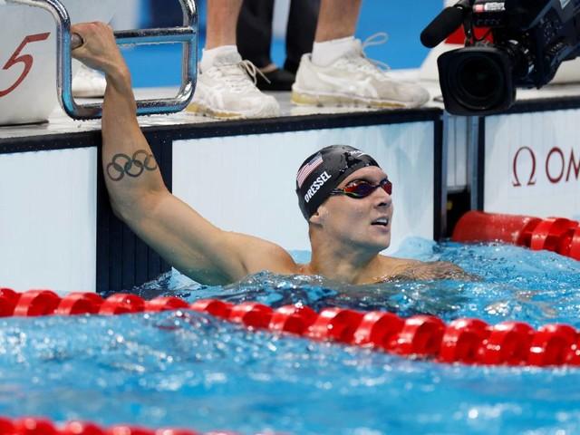 Olympia 2021: Dressel gewinnt fünftes Gold in Tokio