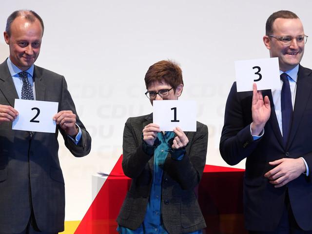 Merkel-Nachfolge: 3 überraschende Erkenntnisse aus dem Rennen um den CDU-Vorsitz