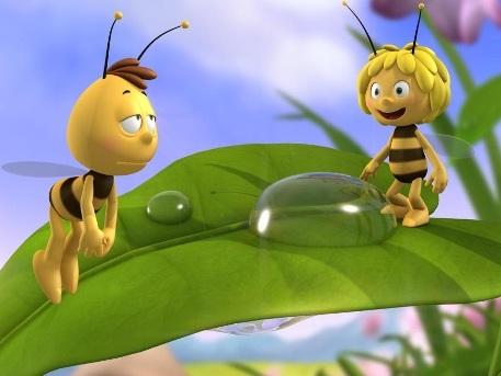Netflix nimmt Biene Maja aus dem Programm