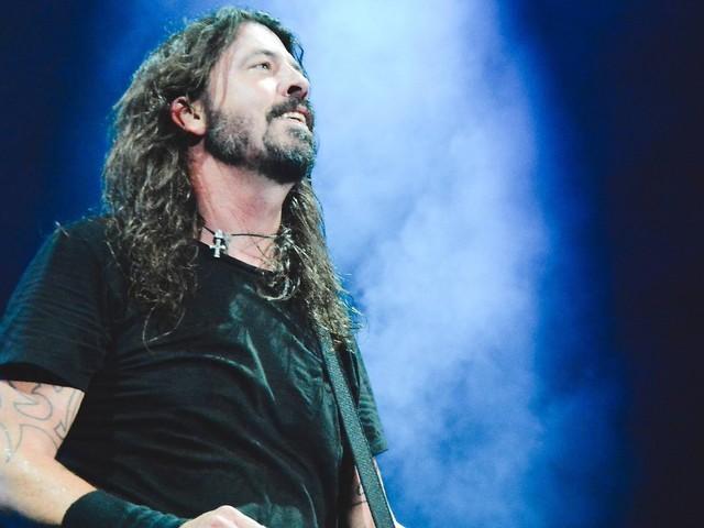 Aus dem Nirvana zum Foo Fighter: Dave Grohl - Rock-Gott von nebenan