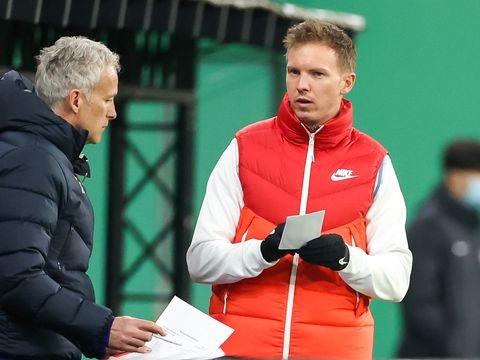 Nagelsmann-Assistenten - Bayerns Leipzig-Fraktion wächst: RB-Trainer für Nagelsmann