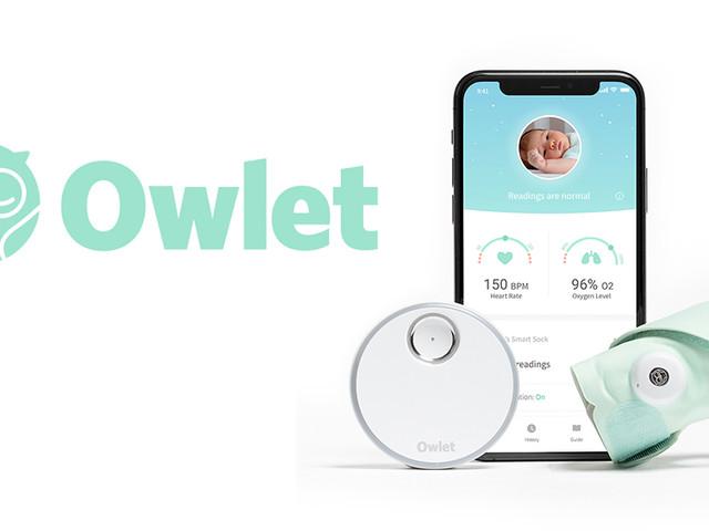 Owlet Baby: Smarte Socke für Babys im Praxis-Test