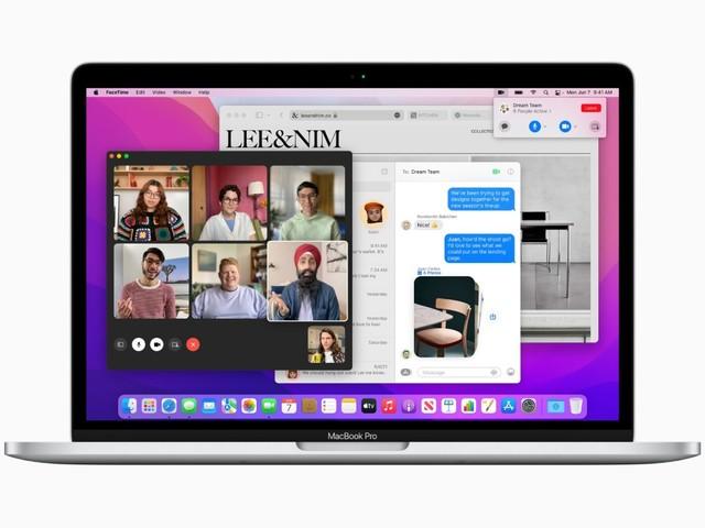 Apple spendiert auch macOS Monterey eine Public Beta