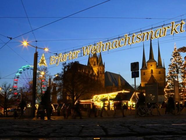 Schönste Weihnachtsmärkte: Die Welt liebt Erfurt!