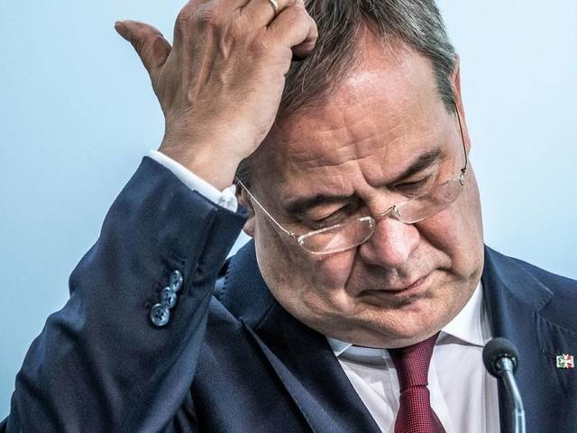 [GA+] Armin Laschet unter Druck: Welche Probleme dem Kanzlerkandidaten zu schaffen machen