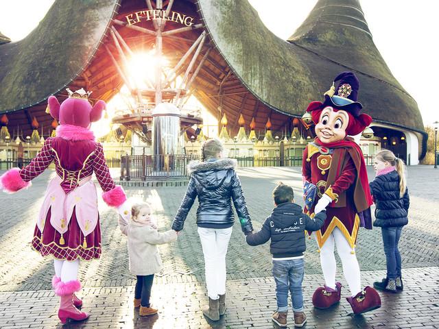 Meilenstein für Efteling: Besucherzahlen übersteigen erstmals 5 Millionen-Marke