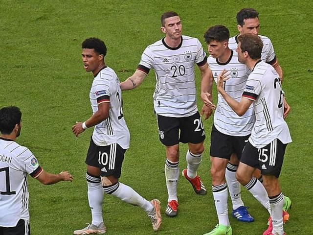 EM 2021 live - Deutschlands letztes Vorrundenspiel bequem im TV und Livestream gucken