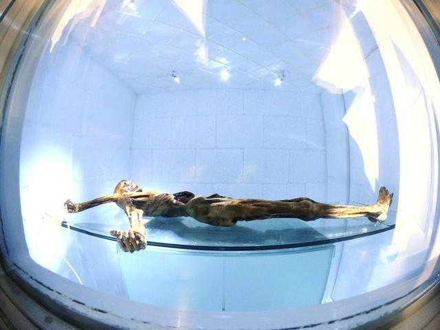 Mission Mumien-Mann: Happy Birthday, Ötzi
