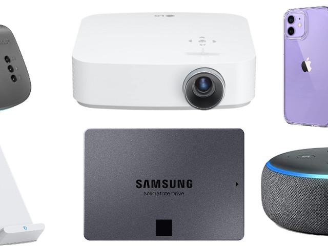 Amazon Blitzangebote: Rabatt auf Gardena Smart System, ext. 2TB + 5TB Festplatten, SSDs, Withings Waagen, HomeKit-Kameras & Steckdosen und mehr