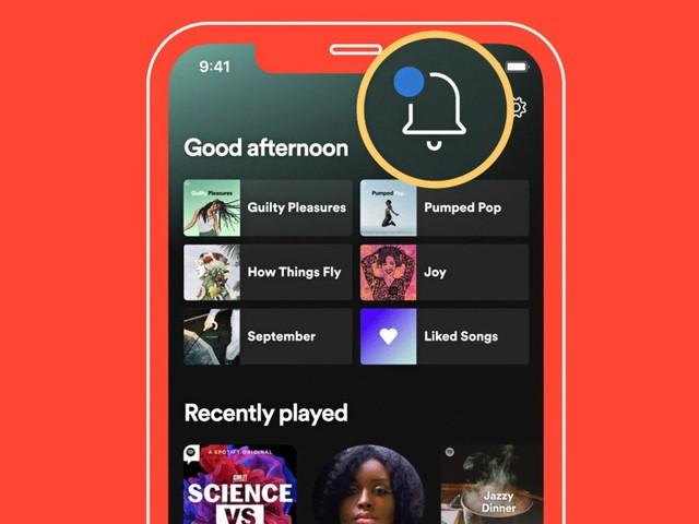 Spotify pusht neue Inhalte noch stärker