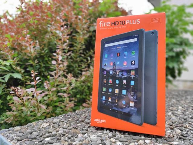 Amazon Fire HD 10 Plus ausprobiert: Die nächste Evolutionsstufe