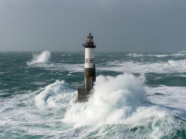 "Im Atlantik: Der Leuchtturm, den man ""Hölle der Höllen"" nennt"