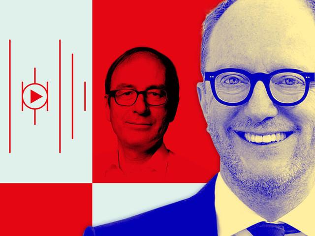 """Podcast – Chefgespräch: Deutsche-Wohnen-Chef Zahn: """"Wir sind kein Hai, sondern eher ein zahnloser Tiger"""""""