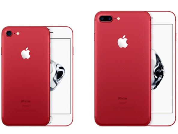 iPhone 7 (Product)RED + neues 9,7 Zoll iPad jetzt im Apple Online Store bestellen