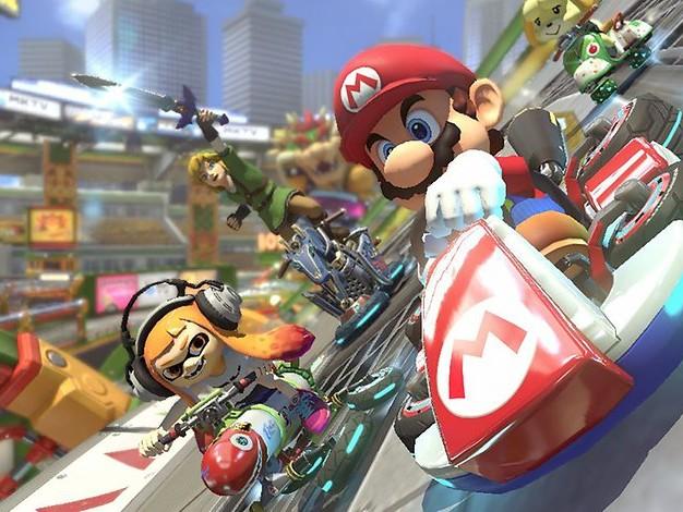 """Gratis-Download: """"Mario Kart"""" erscheint für Smartphones"""
