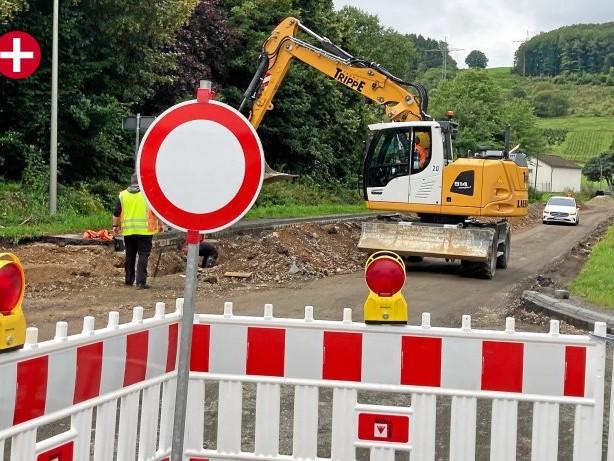 Informationspolitik: Lennestadt: Baustellen könnten bald Info-Tafeln bekommen