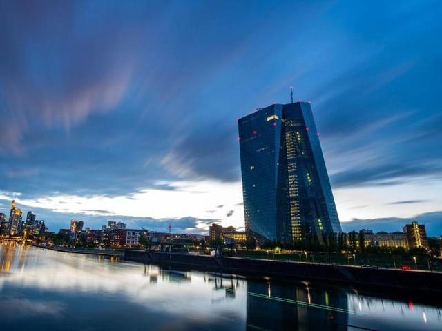 Europäische Zentralbank: EZB hält Leitzins im Euroraum auf Rekordtief