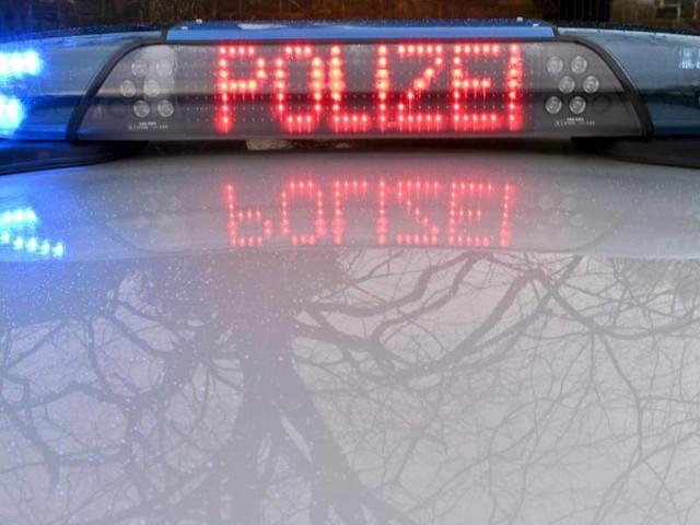 Großaufgebot der Polizei: Polizei: Zwei Tote nach Schüssen in Espelkamp