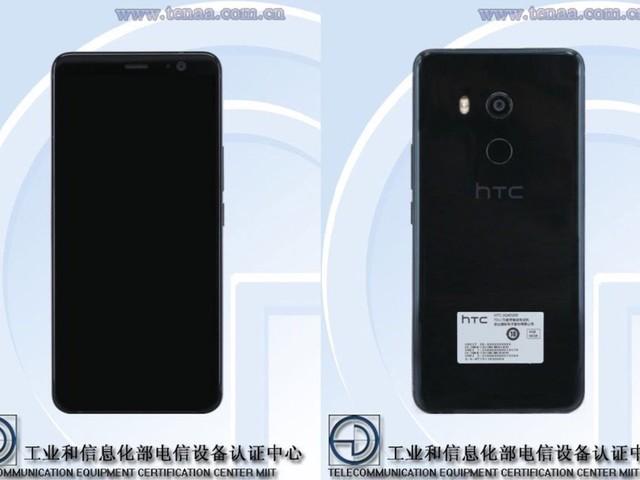 HTC U11 Plus passiert TENAA