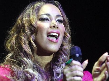 Das ist das Abnehmgehemnis von Sängerin Leona Lewis