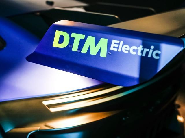 Zukunftsmusik – DTM Electric