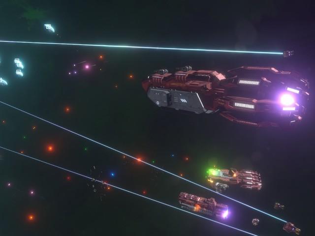 Stellar Warfare: Weltraum-Strategie startet Anfang August in den Early Access