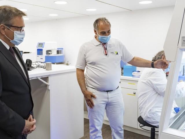 Platter versucht nach Labor-Affäre den Befreiungsschlag