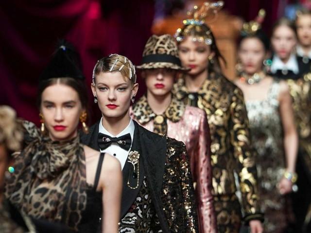 Model mit Down-Syndrom trat bei New Yorker Modewoche auf